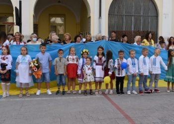 الأجراس الأولى دقت في المدارس الأوكرانية في إيطاليا