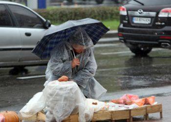 الأمطار تغطي أوكرانيا وتوقع تساقط ثلوج في الكاربات