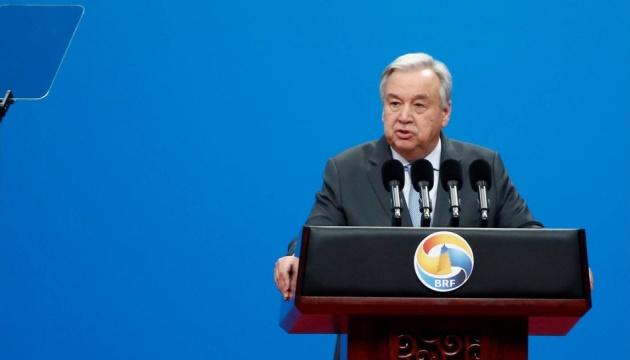 الأمين العام للأمم المتحدة يحذر من كارثة إنسانية في أفغانستان