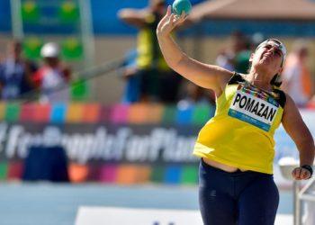 الأوكرانية ماريا تفوز بذهبية أولمبياد طوكيو للمعاقين في رمي الجلة