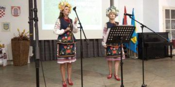 الجالية الأوكرانية تقدم أعمالًا فنية من الأغاني والرقص في كرواتيا