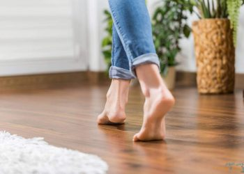 المشي على رؤوس الأصابع وفقدان الوزن