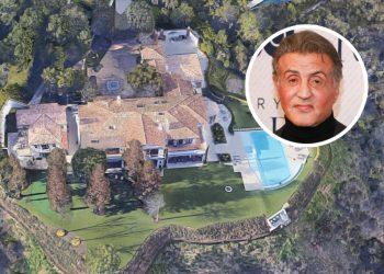 الممثل سيلفستر ستالون يبيع منزله في كاليفورنيا مقابل 3 مليون دولار