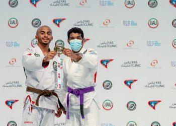 المواهب الإماراتية تتألق في البطولة الآسيوية الخامسة للجوجيتسو في أبوظبي