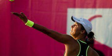 انسحاب الأوكرانية كالينينا من بطولة اتحاد لاعبات التنس والسبب مجهول