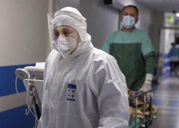 تسجيل 3983 حالة إصابة جديدة بفيروس كورونا في أوكرانيا