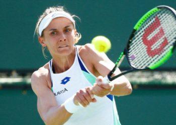 تسورينكو تنسحب قبل الأوان في بطولة اتحاد التنس النسائي