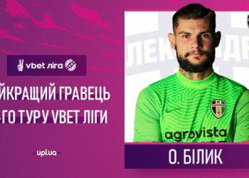 حارس مرمى الإسكندرية بيليك هو أفضل لاعب كرة قدم في الجولة الثامنة