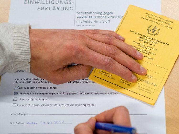 حرس الحدود وجدوا أكثر من 500 شهادة COVID غير صالحة
