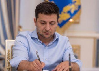 زيلينسكي يمنح رتبة لواء لرئيس SES في منطقة دونيتسك