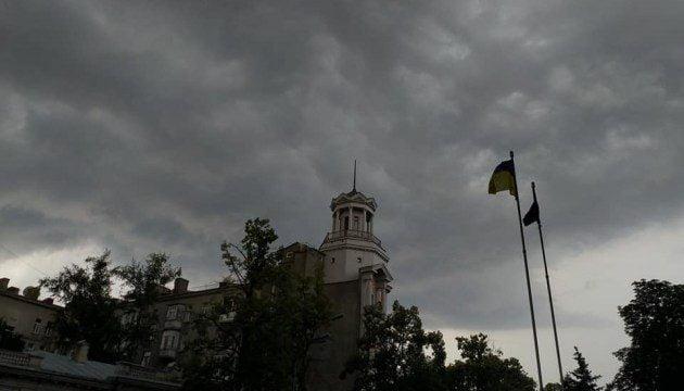 عودة الأمطار والعواصف الرعدية إلى أوكرانيا