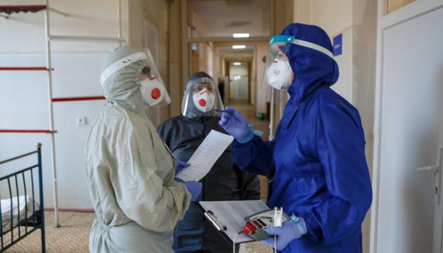 كييف تسجل 399 حالة إصابة بفيروس كورونا في يوم واحد ووفاة ثلاثة مرضى