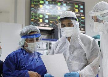 كييف تسجل 467 مصابًا بـ COVID-19