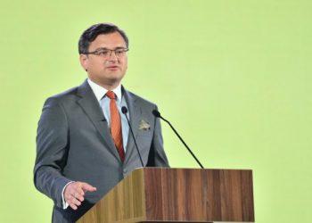 وزير الخارجية: أوكرانيا تناقش مع الولايات المتحدة الية تعزيز منظومة الدفاع الصاروخي