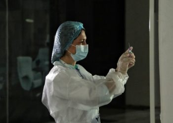 11.5 مليون أوكراني تلقوا لقاح ضد فيروس كورونا