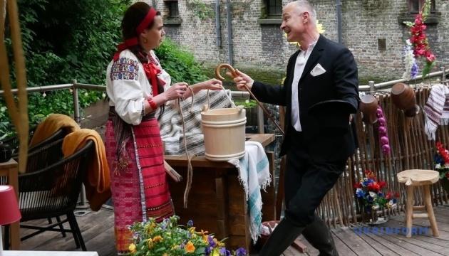 """مسرح الشتات الأوكراني في بلجيكا يقدم مسرحية """"ناتالكا بولتافكا"""""""