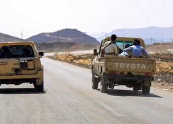 مقتل وجرح أكثر من 150 شخصا من الحوثيين في التحالف العربي اليمني
