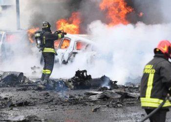 وفاة أحد أغنى أغنياء رومانيا في حادث تحطم طائرة